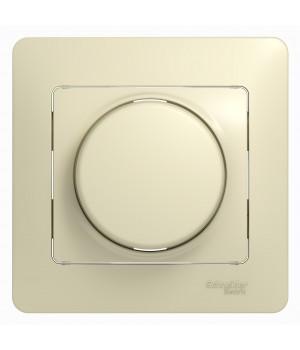 СВЕТОРЕГУЛЯТОР (диммер) LED, 630 Вт (LED до 315 Вт), БЕЖЕВЫЙ