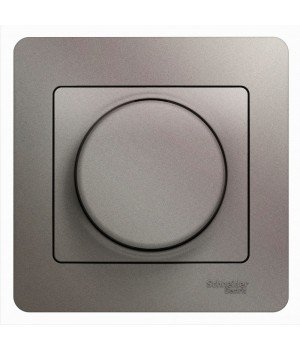 СВЕТОРЕГУЛЯТОР (диммер) LED, 630 Вт (LED до 315 Вт), ПЛАТИНА